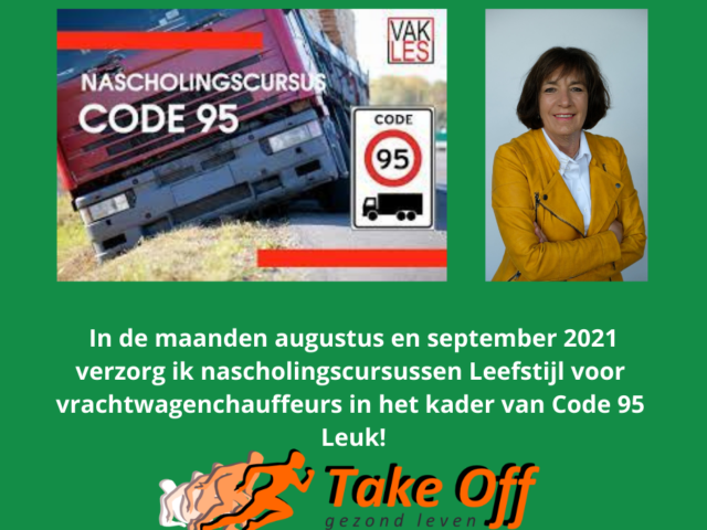 Nascholing code 95 chauffeurs